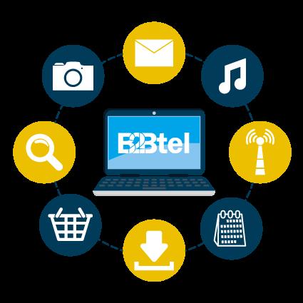 беспроводной интернет для бизнеса B2Btel